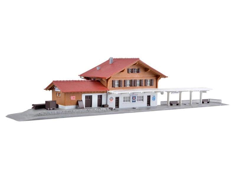 Bahnhof Schönried, Bausatz, Spur N