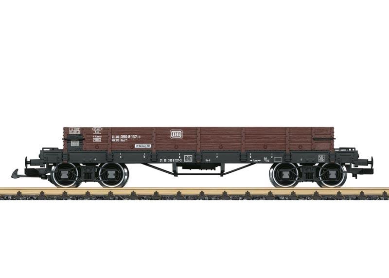 Niederbordwagen der DB, Spur G