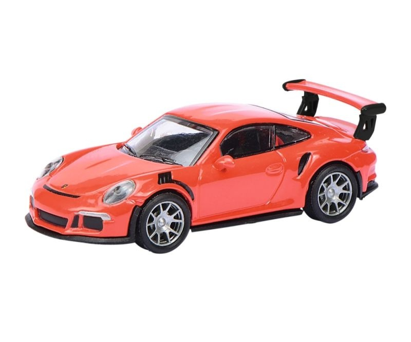 Porsche 911 (991) GT3 RS, orange 1:87 / Spur H0