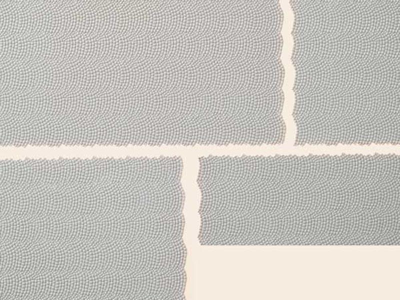 Pflastersteinplatten, Bausatz, Spur N