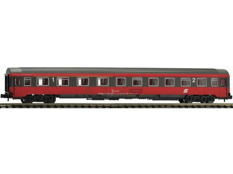 Eurofima-Reisezugwagen 1./2. Klasse Bauart ABmz, ÖBB, Spur N