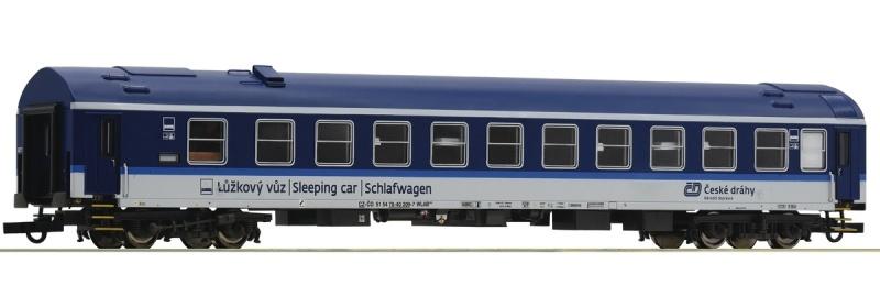 Schlafwagen Typ Y/B-70 der CD, DC, Spur H0