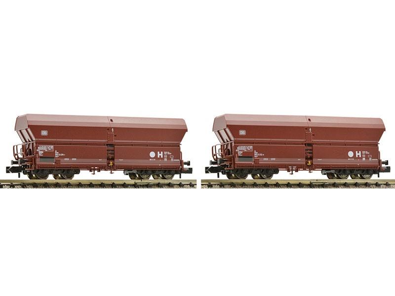 2tlg. Set Selbstentladewagen Falns 183 der DB, DC, Spur N