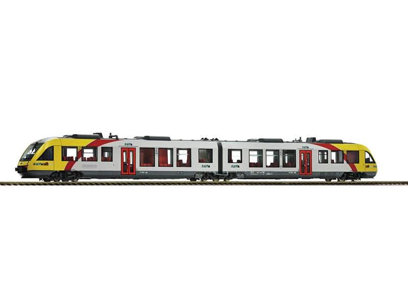 Dieseltriebzug LINT 41 der HLB, Sound, DCC, DC, Spur H0