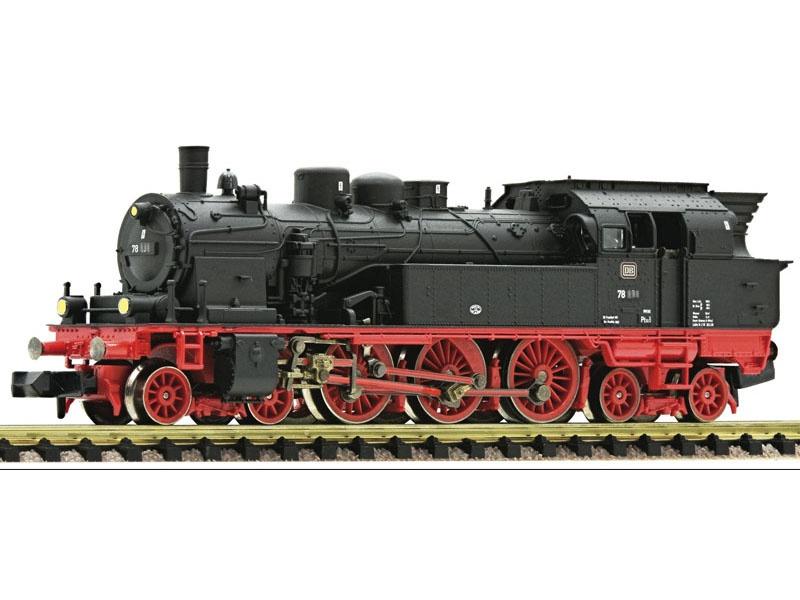 Dampflokomotive BR 78 der DB, Spur N