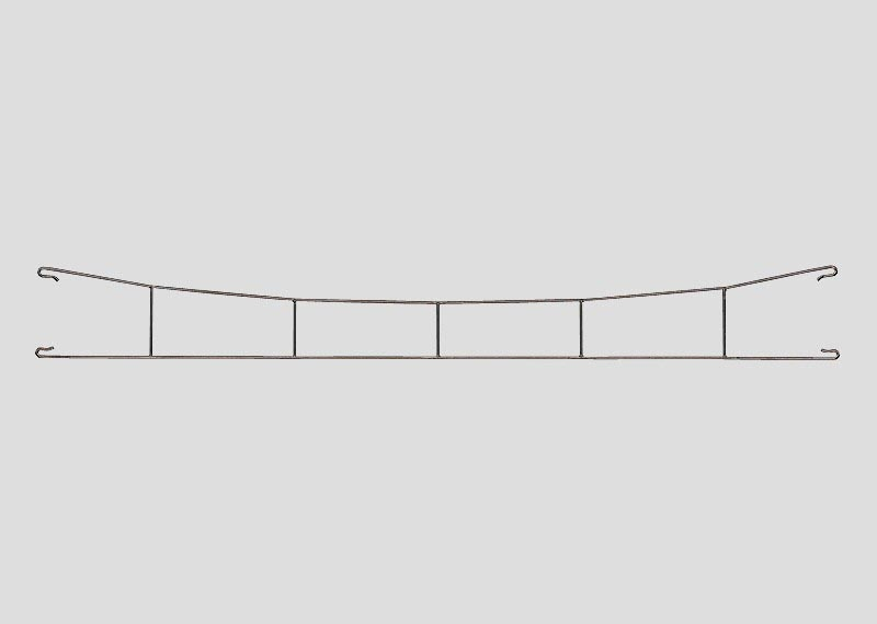 Fahrdraht 172,5mm (5 Stück) H0