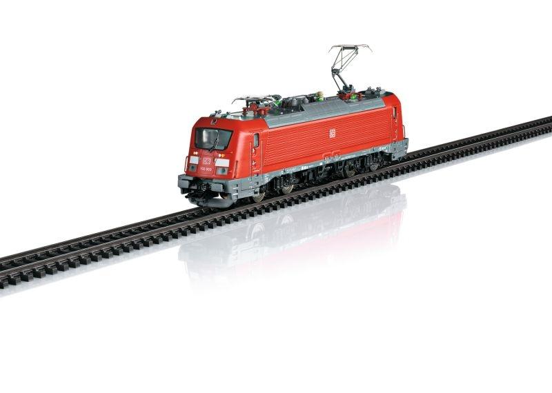 E-Lok Baureihe 102 der DB, Spur H0
