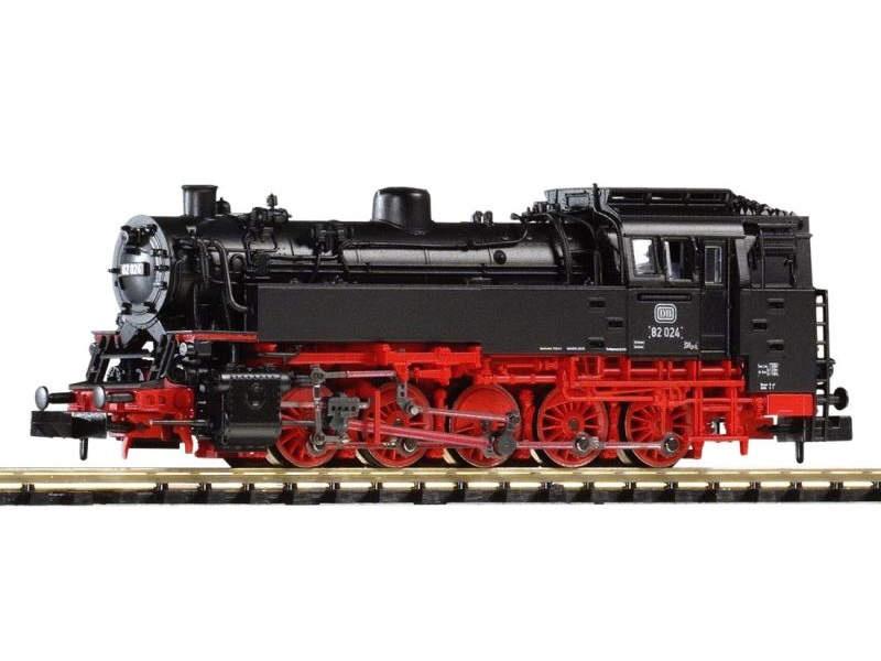 Dampflok BR 82 der DB, Epoche III, Spur N
