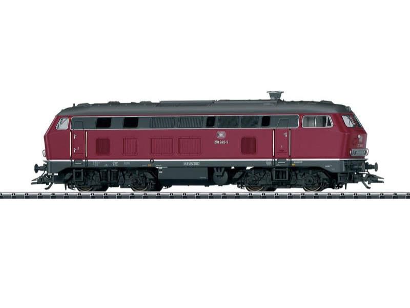 Diesellok BR 218 DB H0