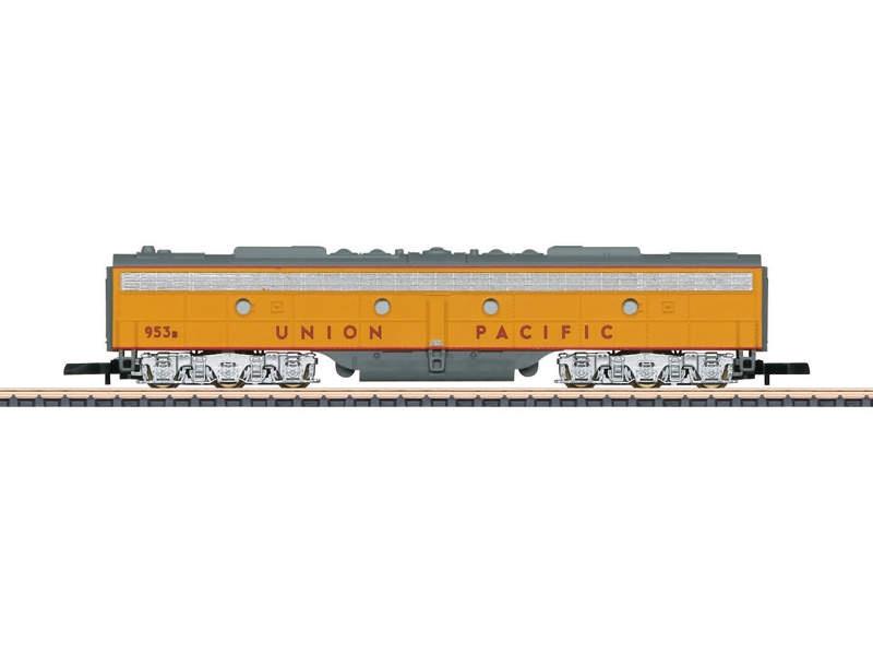 US-dieselelektrische Lokomotive EMD E8b UP Spur Z