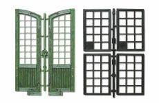 Fenster, Türen, Dachrinnen und Co
