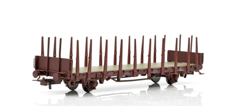 Topline Rungenwagen Kbps 21 74 335 2 102-8 der SJ, H0