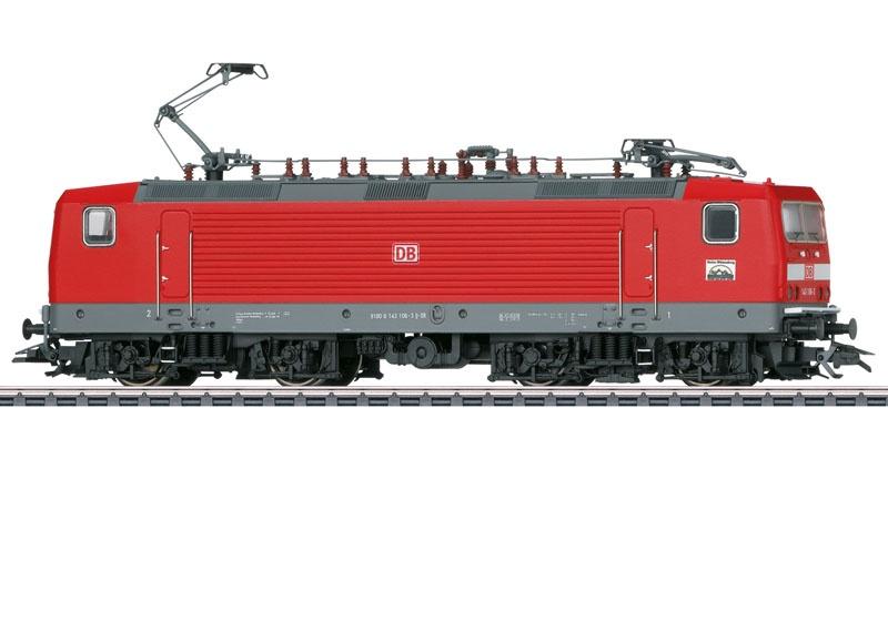 Elektrolokomotive BR 143 der DB AG, mfx+, Sound, AC, Spur H0