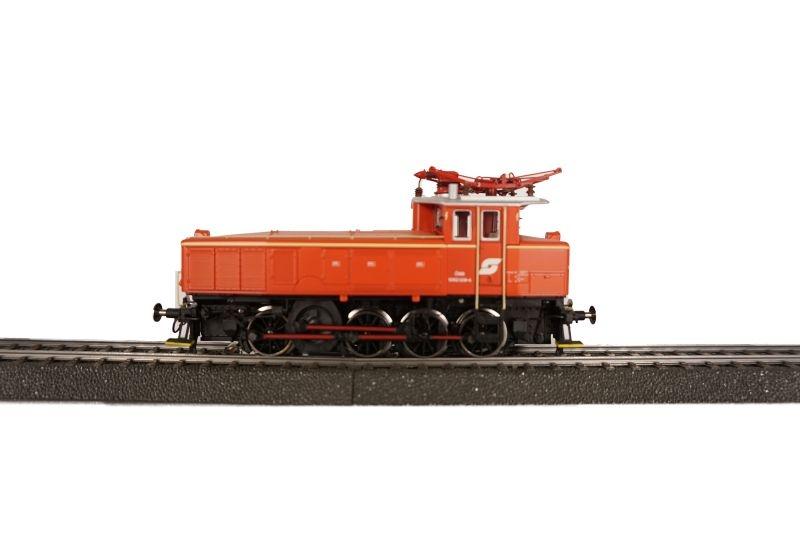 E-Lok Reihe 1062 der ÖBB, Ep. IV, Sound, Digital, AC, H0