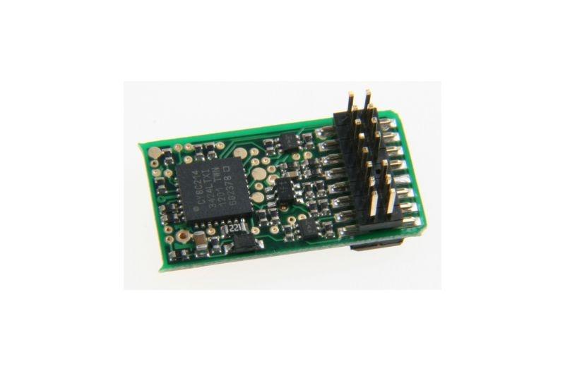 Next 18 Multiprotokoll-Lokdecoder mit Lastregelung