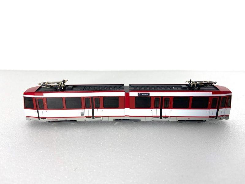 Straßenbahn Düwag M6 Nürnberg, Spur N