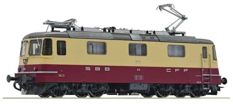 Elektrolokomotive Re 4/4 11251 der SBB, Sound, DC, Spur H0