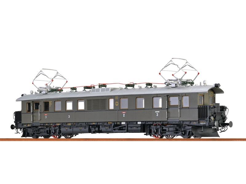 Triebwagen BR elT1017 der DRG (Rübezahl), II, AC, H0