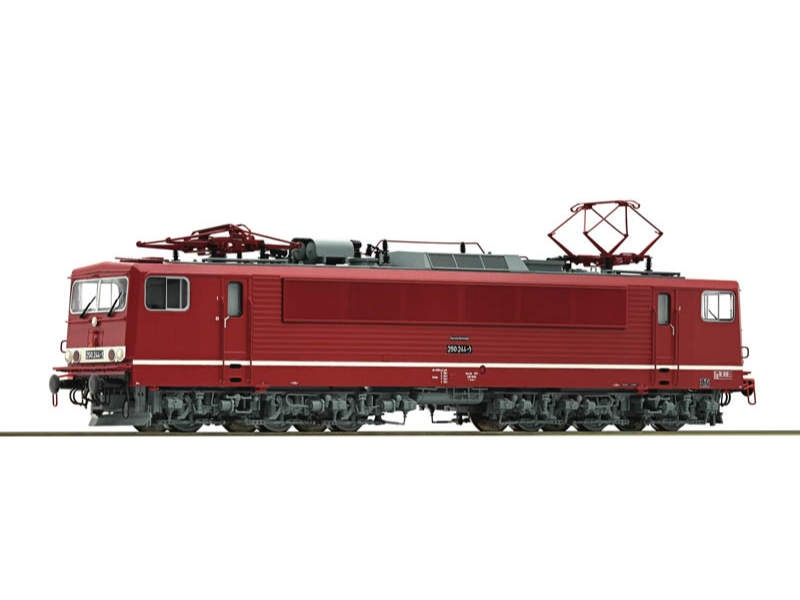 E-Lok BR 250 244 DR H0