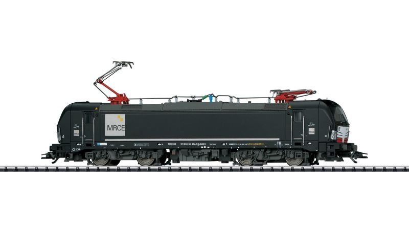 E-Lok Vectron BR 193 der MRCE, mfx, DCC, DC, Spur H0