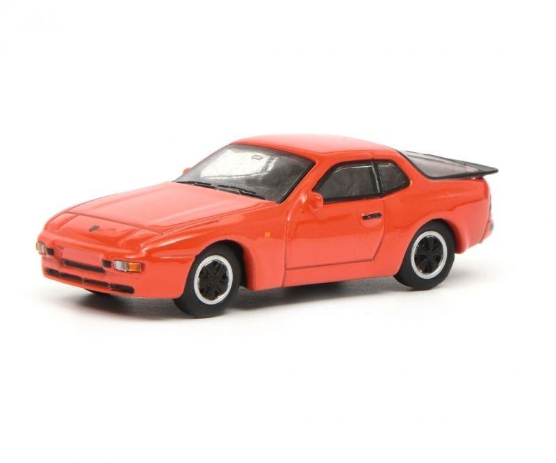 Porsche 944, rot 1:87 / Spur H0