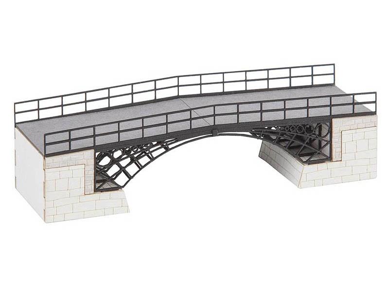 Brücke Laasan Lasercut-Modell Bausatz Z