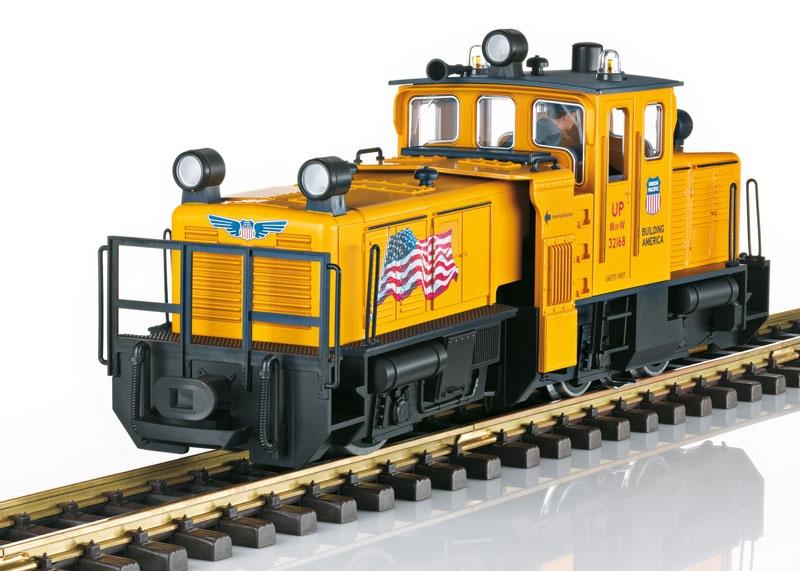 Schienenreinigungslok USA, Sound, mfx, DCC, Spur G