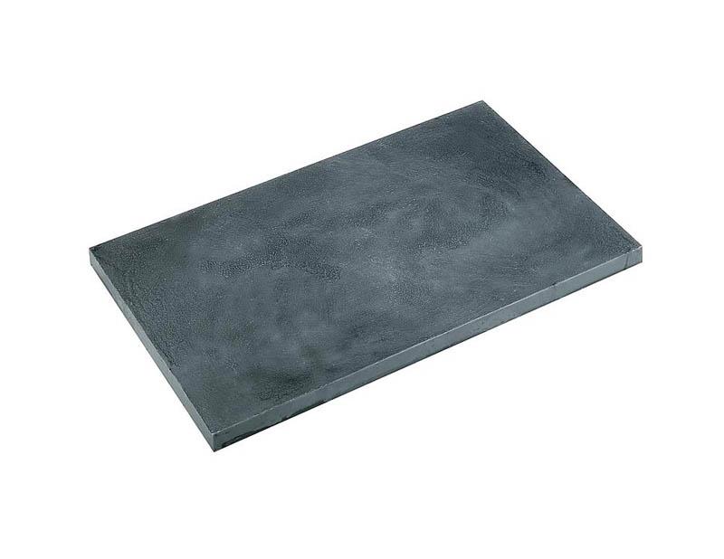 4 Bodenplatten Betonoptik 238 x 159 x 10 mm G