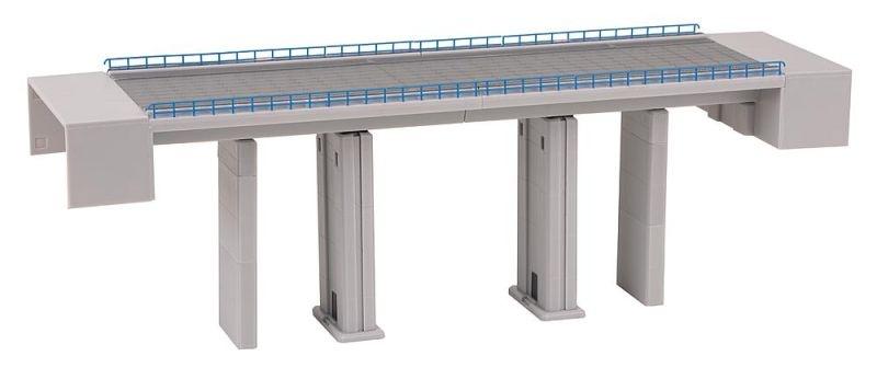 Betonbrücke Bausatz, Spur N