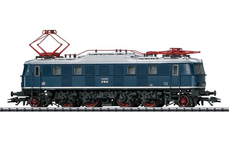 Elektrolokomotive BR E18 der DB, Sound, mfx, DC, Spur H0