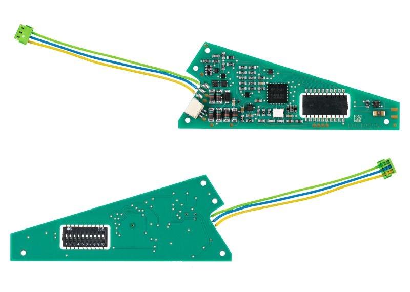 Einbau-Digital-Decoder (C-Gleis)