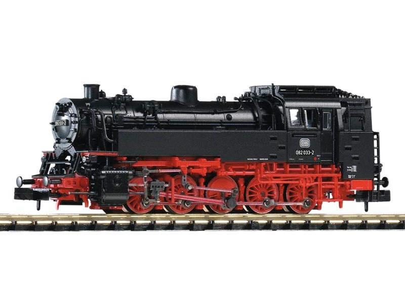 Dampflok BR 82 der DB, Epoche IV, Spur N
