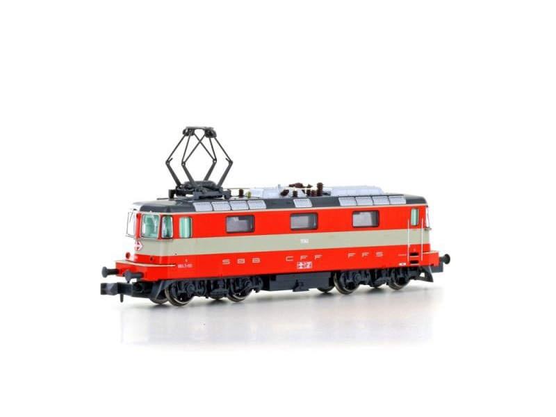 E-Lok Re4/4 II 1.Serie SBB,Swiss Express, Ep. III-IV, Spur N