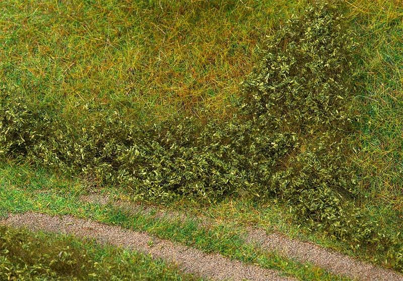 Blätterfoliage, sommergrün, ca. 300 x 200 mm, H0, N