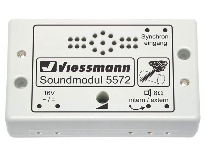 Soundmodul Kettensaege