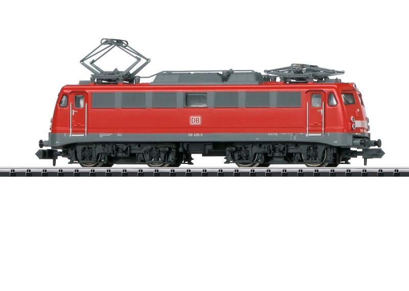 Elektrolokomotive BR 110.3 der DB AG, Sound, Minitrix Spur N