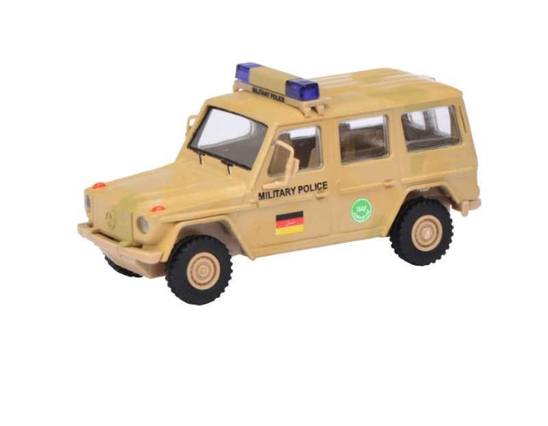 Wolf ISAF 1: 87 / Spur H0