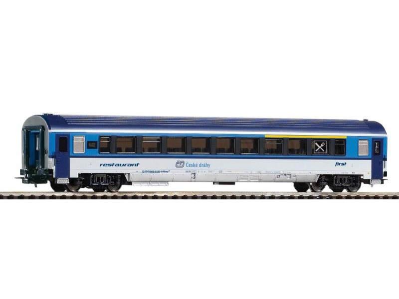 Schnellzugwagen Railjet Buffet der CD, Epoche VI, Spur H0