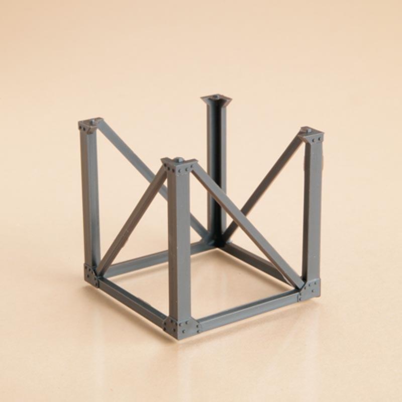 Stahltragwerkselemente Teil I, Spur H0 / Spur TT