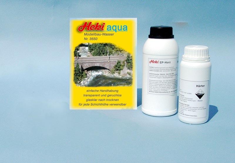 HEKI aqua Gießwasser zur Anlagengestaltung