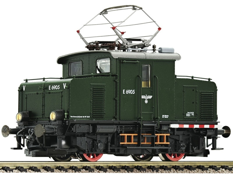 Elektrolokomotive E 69 05, DRB, AC, H0