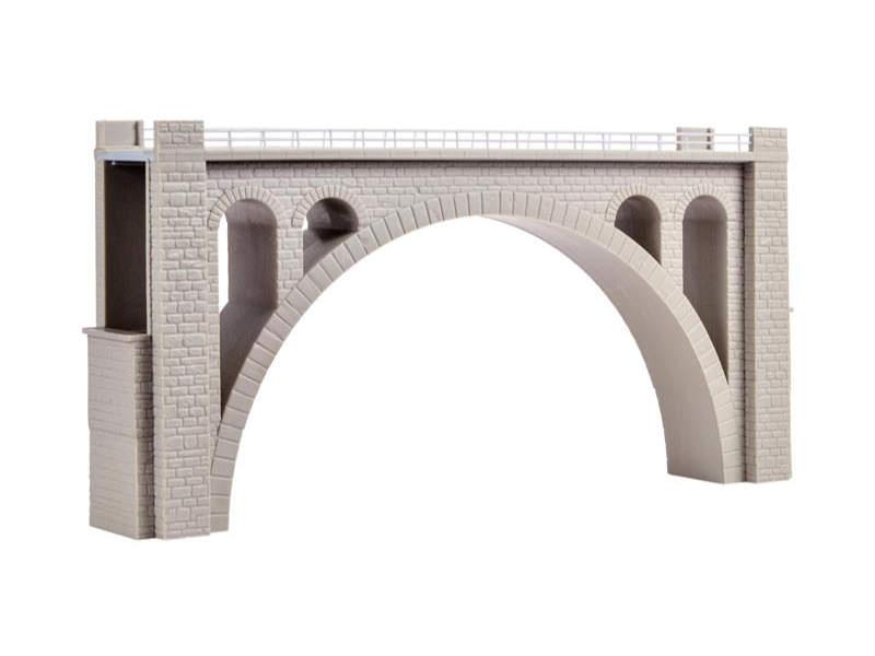 Maggiatal-Brücke, eingleisig, Bausatz, Spur N/Z