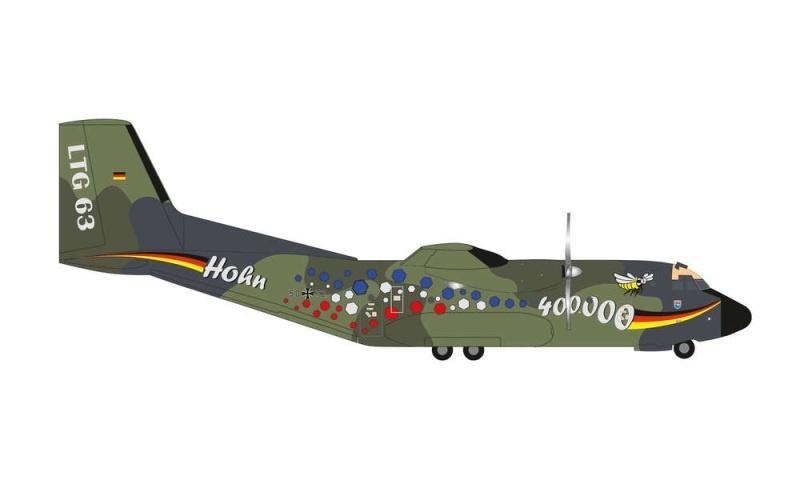 Luftwaffe - LTG 63 ,Transall C-160, 1:200