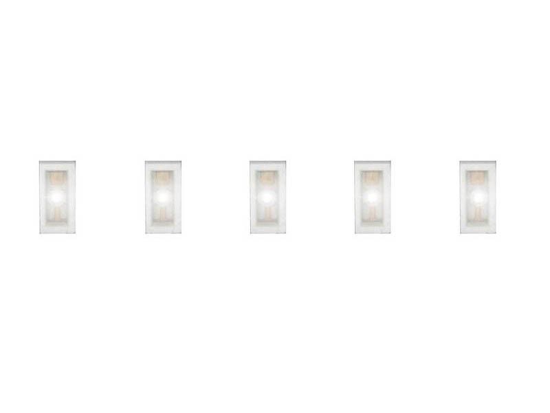 5 SMD-LEDs, weiß H0, TT, N, Z