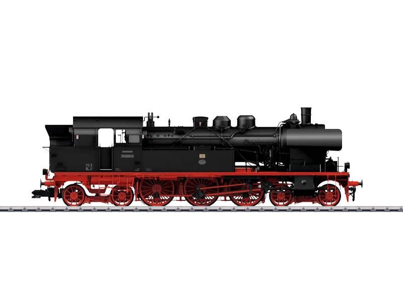 Tender-Dampflokomotive BR 78 DR Sound mfx Spur 1
