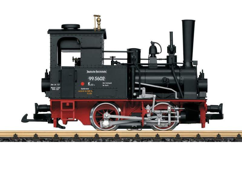 Dampflokomotive 99 5602 der DR, mfx, Sound, Spur G