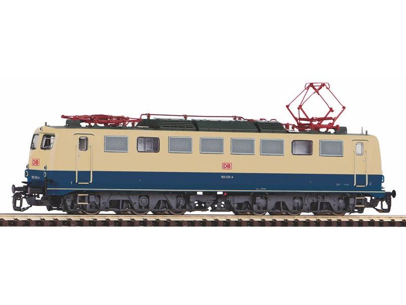 Sound-E-Lok BR 150 blaubeige der DB AG, Ep. V, Spur TT
