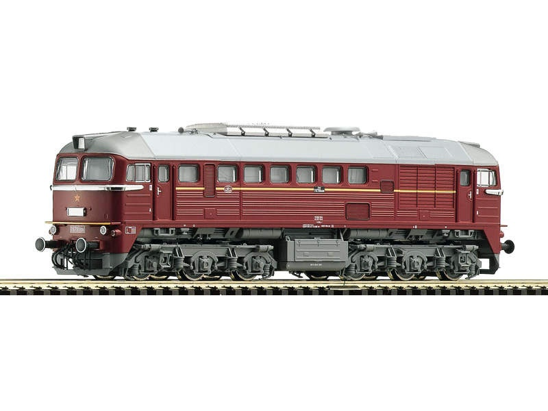 Diesellokomotive T 679 CSD TT