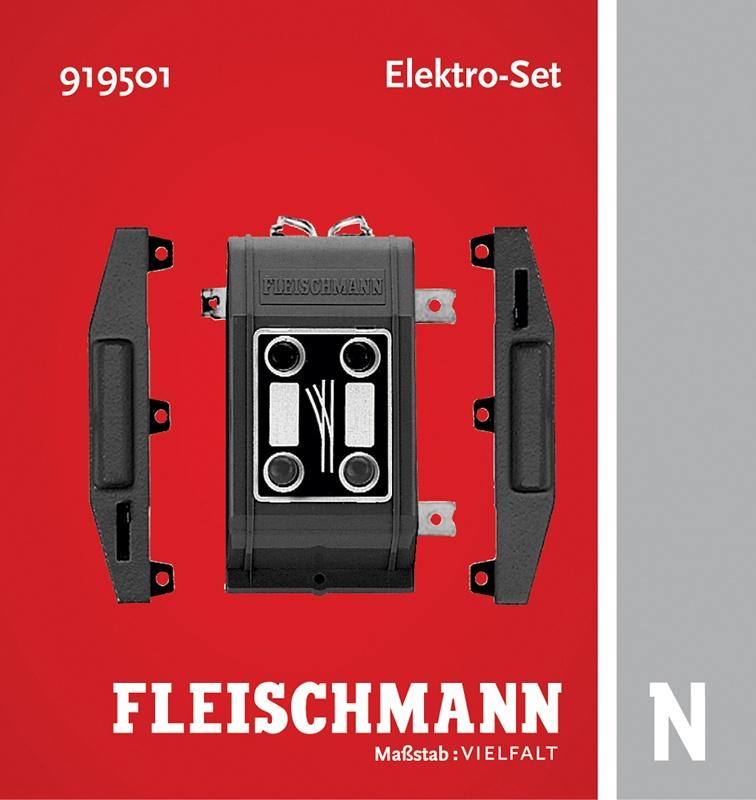Elektroset zum Ausrüsten der Handweichen mit Elektroantrieb
