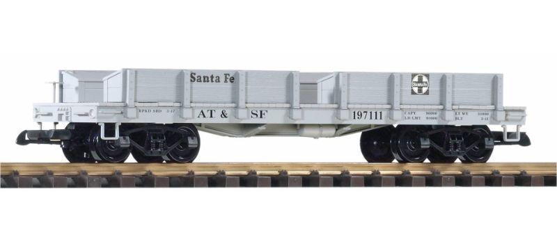 Bauzugwagen der Santa Fe Railroad, Spur G